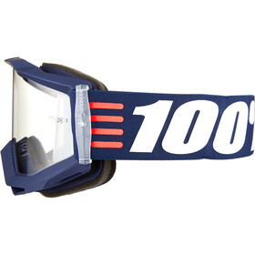 100% Accuri Anti Fog Clear Goggles art deco